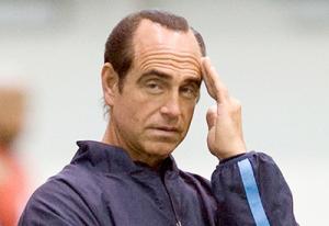 Coach Bart Andrus